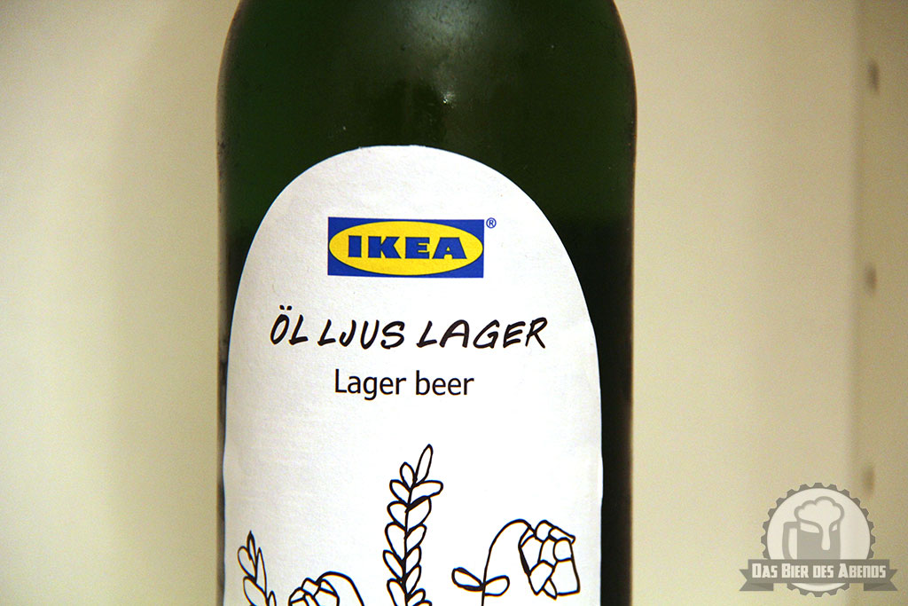 IKEA Öl Ljus Lager