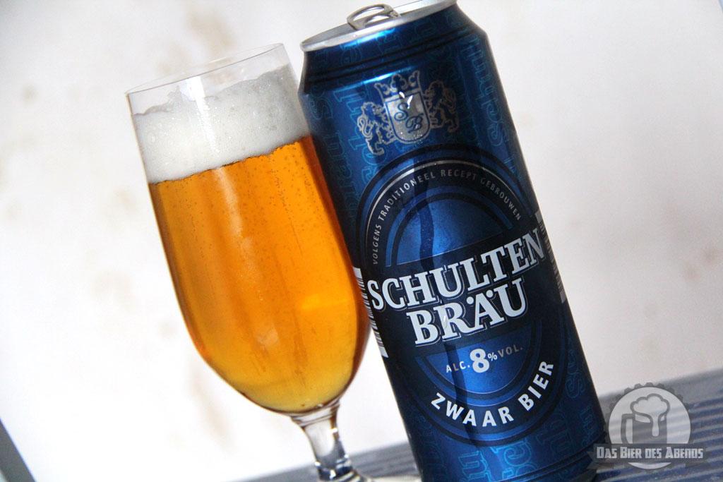 Schultenbräu Zwaar Bier