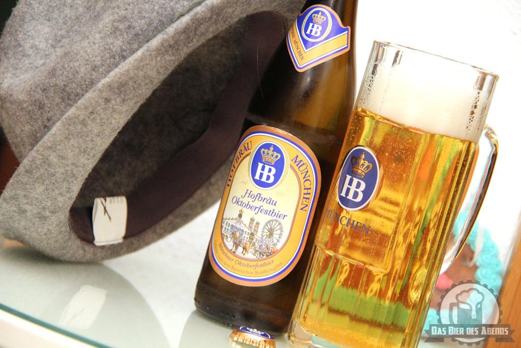 Münchener Hofbräu Oktoberfestbier