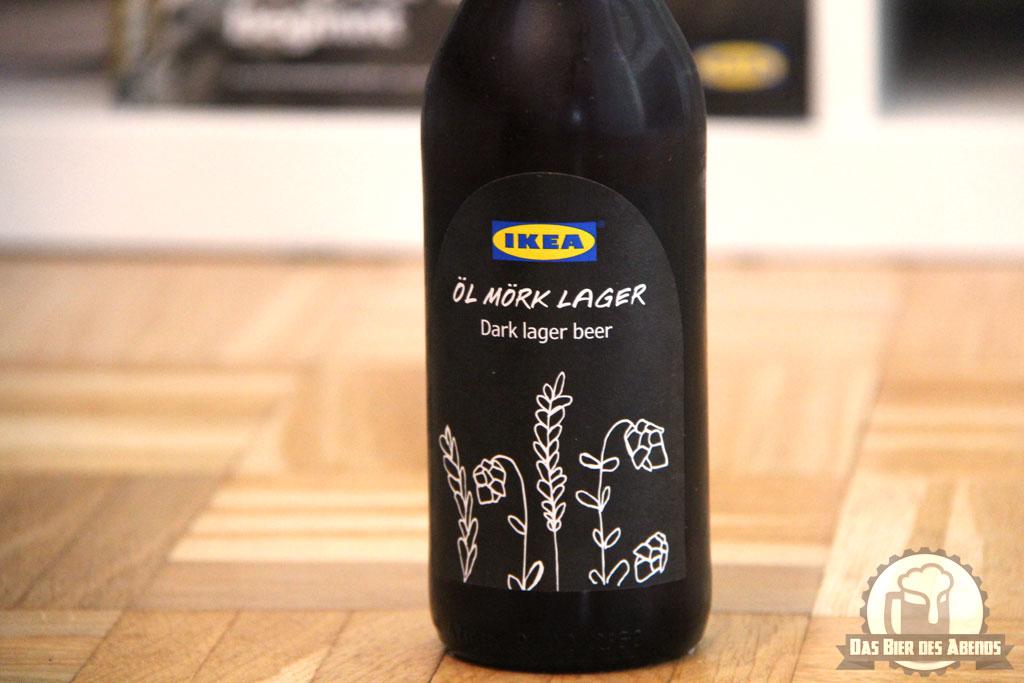 Ikea Öl Mörk Lager