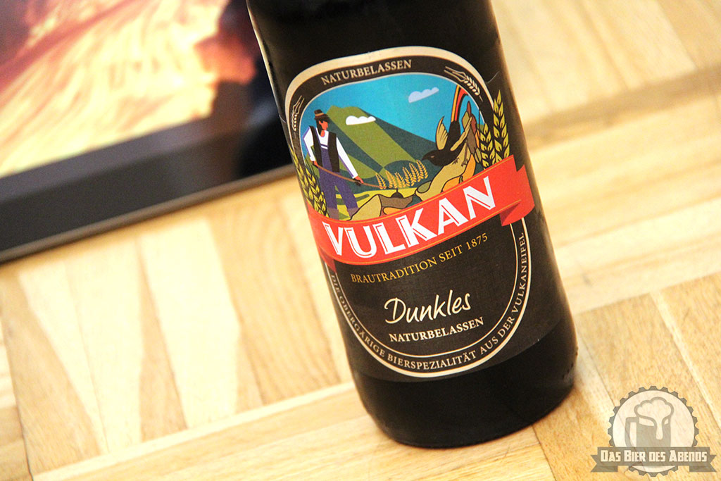Vulkan Dunkles