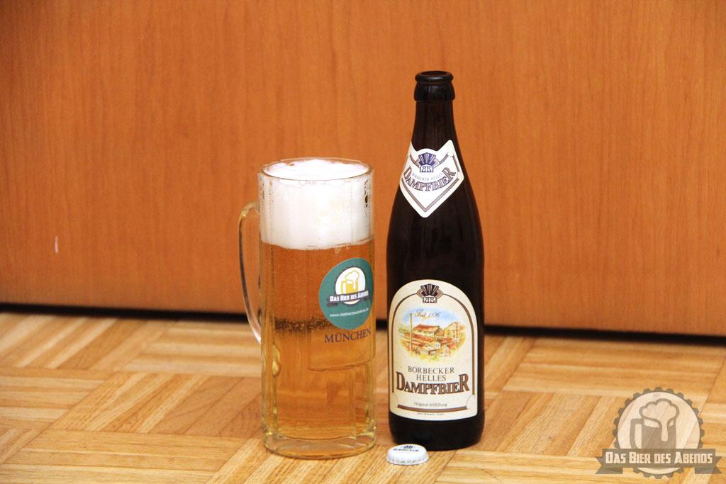 Borbecker Dampfbier