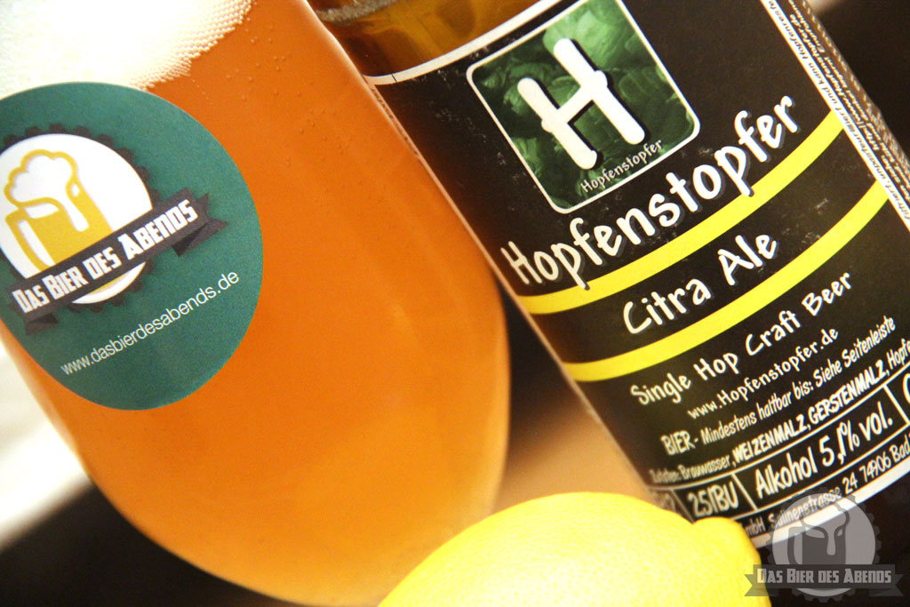Hopfenstopfer Citra Ale