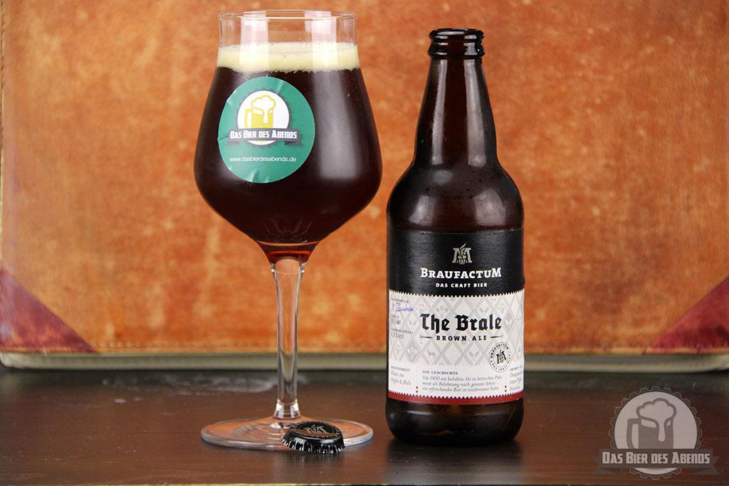 braufactum, the brale, brale, brown ale, newcastle, frankfurt, radeberger, oetker, biertest