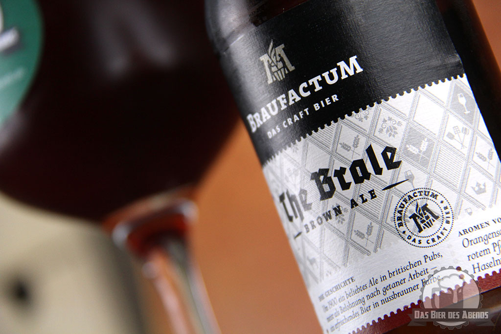 The Brale, Biertest, Craftbeer, Craftbier, Craft Beer, Test, Braufactum, Die Internationale Braumanufakturen