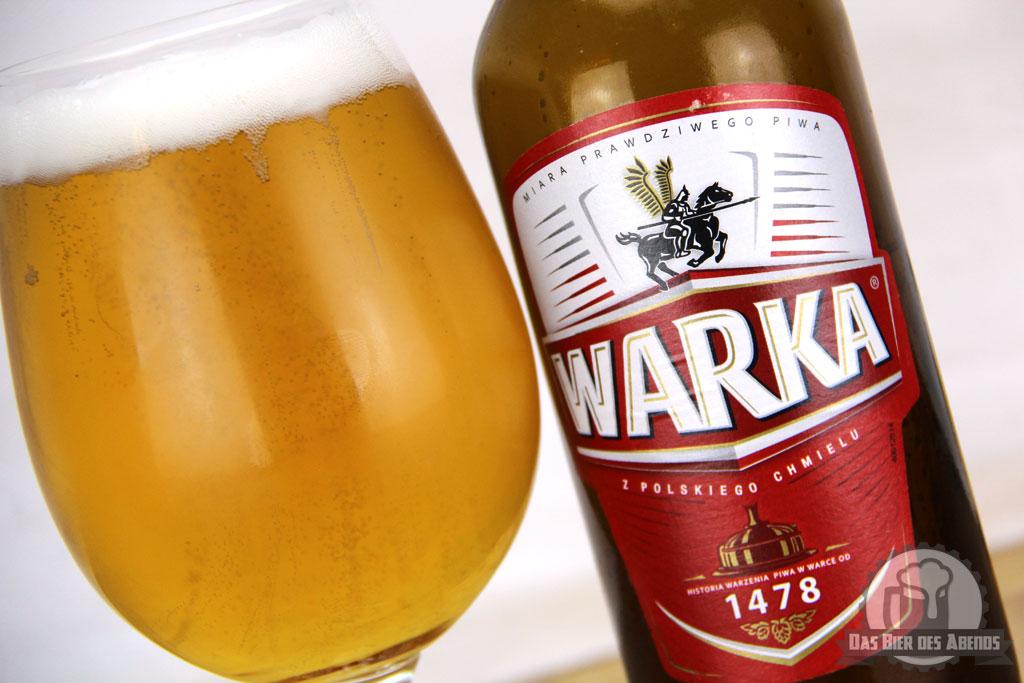 warka, warker, strong, bier, beer, biertest, polnisch, polen, zywiec