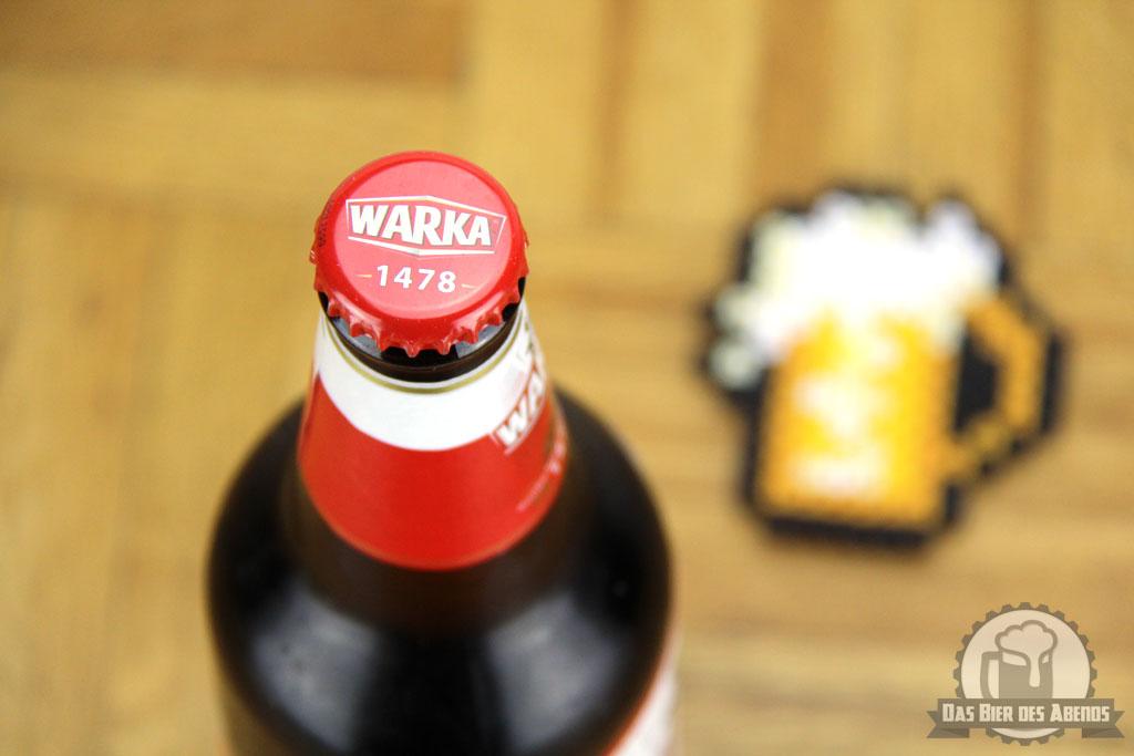 warka, polenbier, polnisches bier, bier, biertest, heinken group, grupa zywie