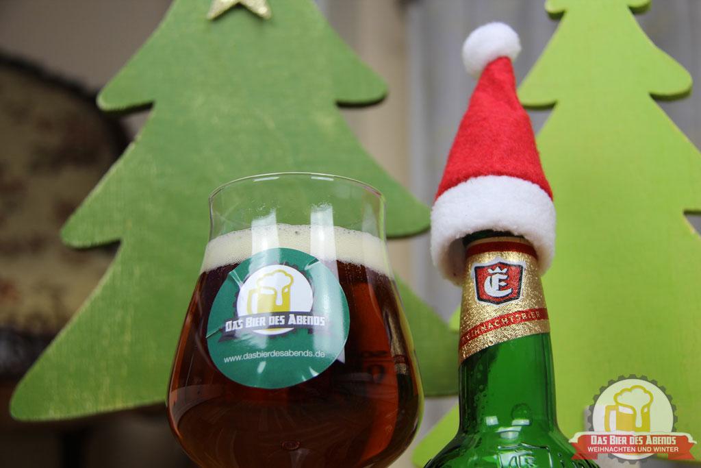 festbier, weihnachten, weihnachtsbier, einbecker, biertest, bier, test, brauhaus