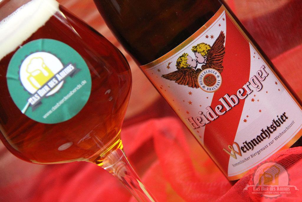 heidelberger, weihnachtsbier, christmas beer, heidelberg, weihnachtsmarkt, biertest, bier, test, brauerei