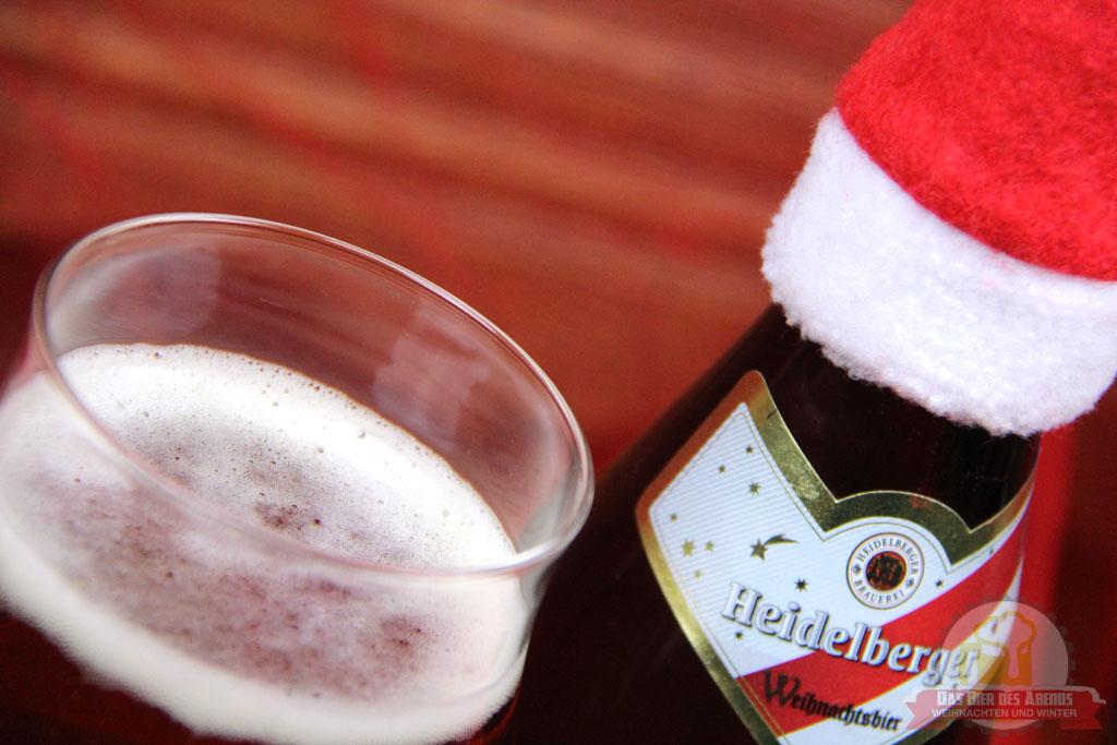 Heidelberg, Weihnachtsbier, Weihnachten, Märzen, Festbier, Test, Biertest