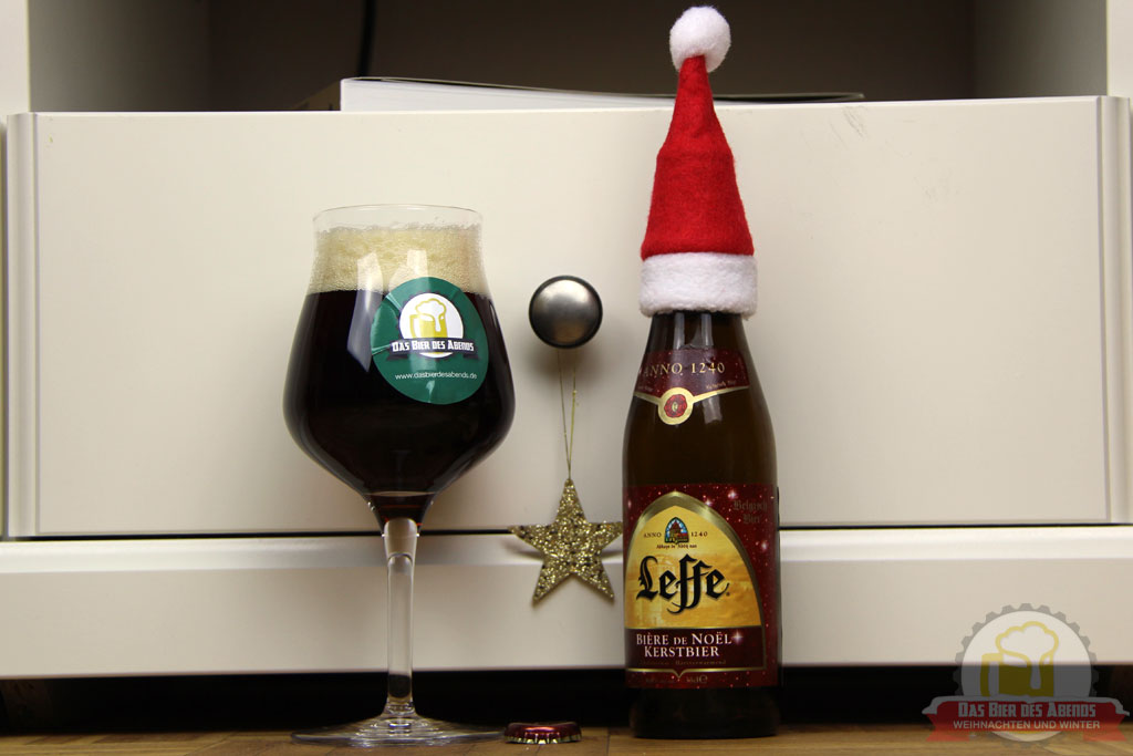 leffe, kerstbier, biere de noel, weihnachtsbier, belgien, biertest