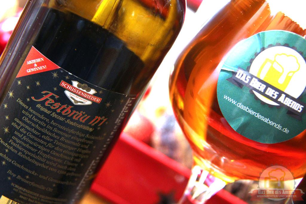 schussenrieder, festbier, festbräu, weihnachtsbier, schussenried, bierkrugmuseum, bier, biertest