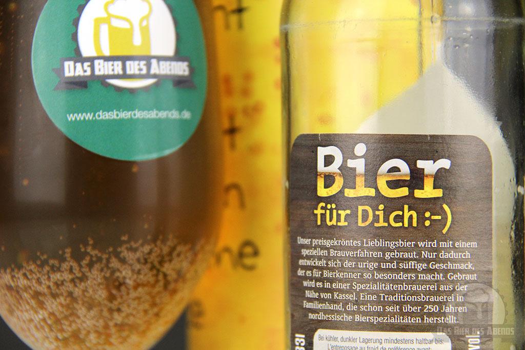 bier für dich, geschenkbier, geschenk für dich, biertest, test, bier, hütt, la vida