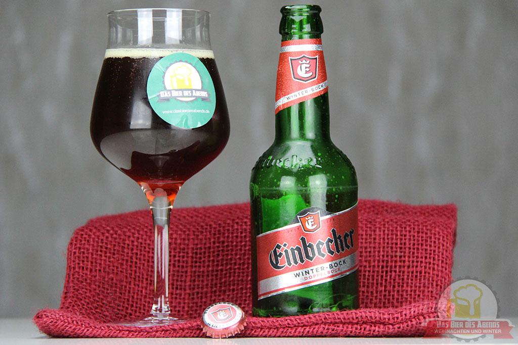 einbecker, winterbock, einbeck, winter, winterbier, bier, test, biertest, weihnachtsbier, weihnachten