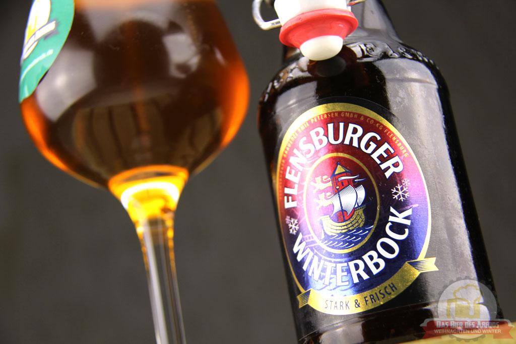 flensburger, flens, winterbock, winterbier, weihnachtsbier, winter, bier, bock, weihnachten, test, biertest