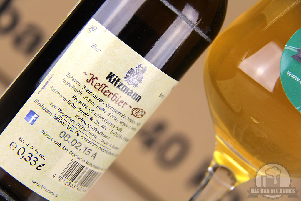 kitzmann, kellerbier, 1904, bier, test, biertest, zwickel, zwickl, pils, lager, erlangen