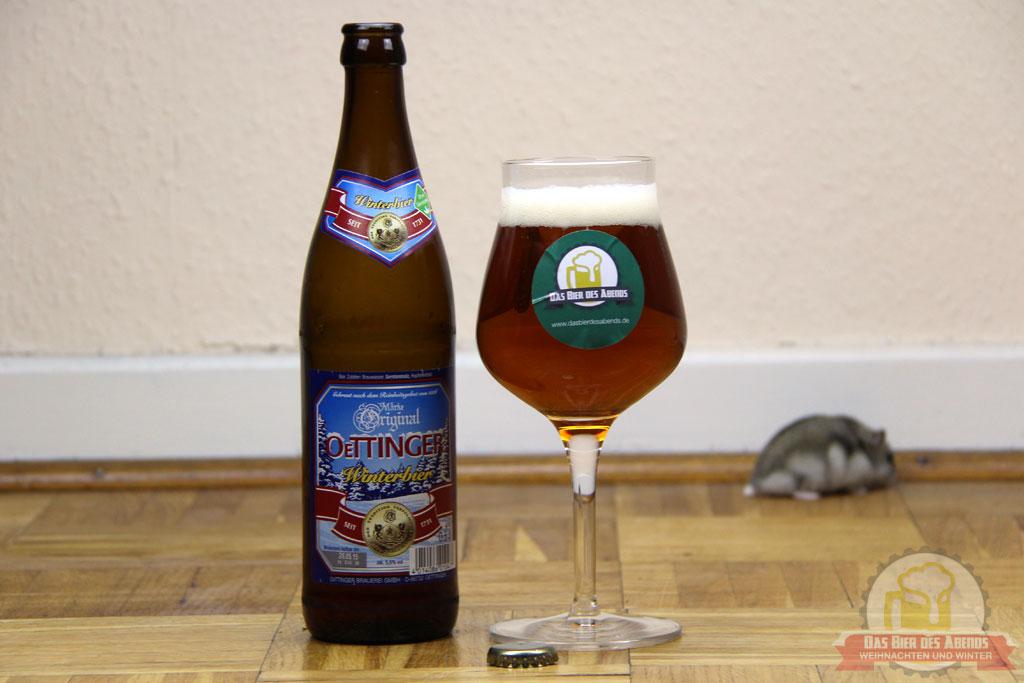 oettinger, winterbier, öttinger, winter, bier, test, biertest, weihnachtsbier, weihnachten