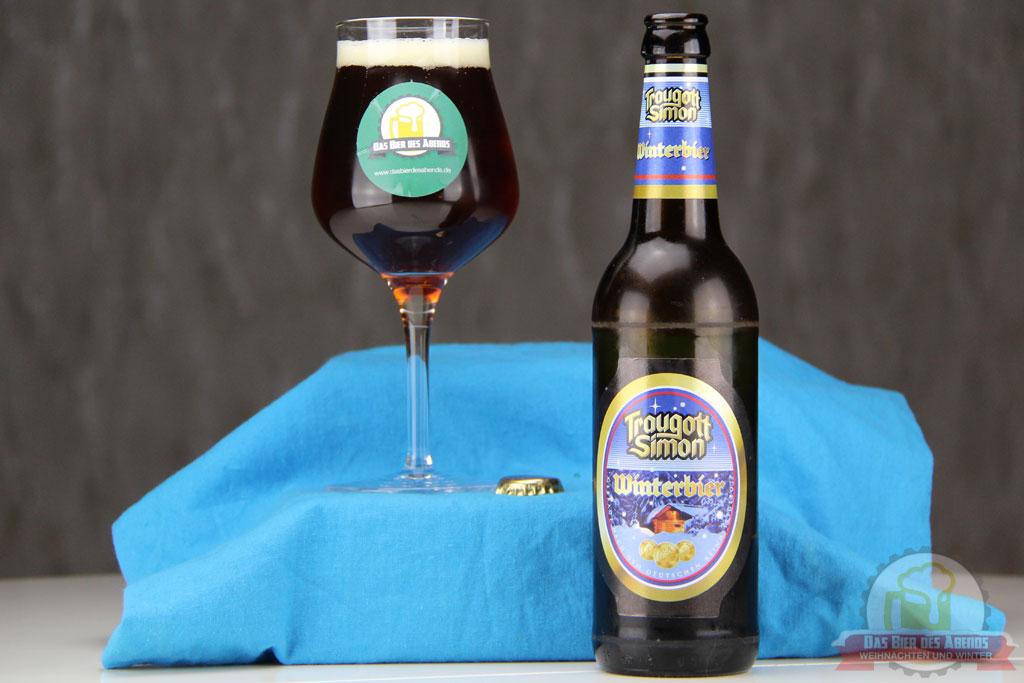 traugott, simon, winterbier, trinkgut, trougott, weihnachtsbier, winter, bier, test, biertest