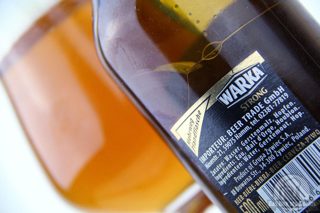warka, strong, dwuslodowny, polen, poland, polski, stark, bier, test, biertest, strongbeer, bewertung