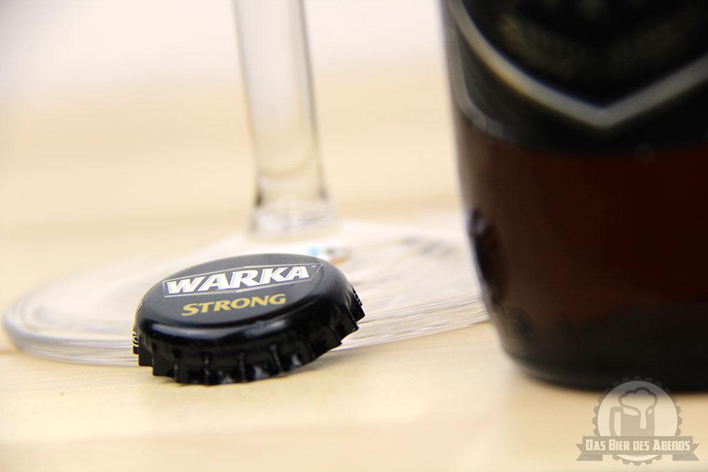 warka, strong, dwuslodowny, pivo, piwo, heineken, ziewiec, bier, test, bewertung, bierbewertung, biertest