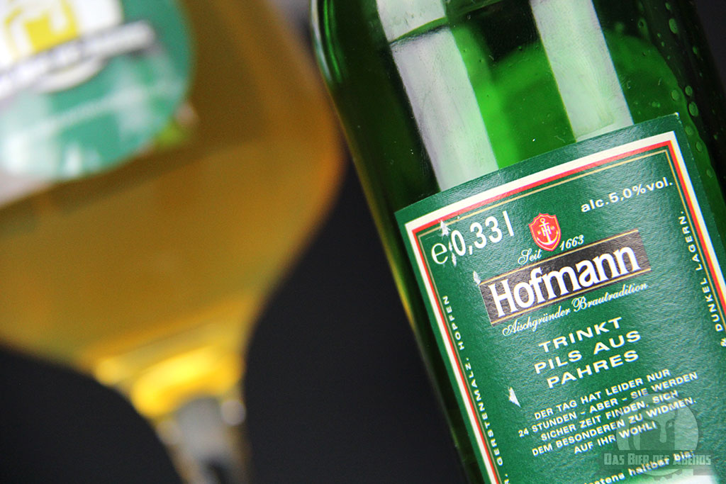 hofmann, pils, pahres, bier, test, biertest, beer, pilsener, bayern, pilstest