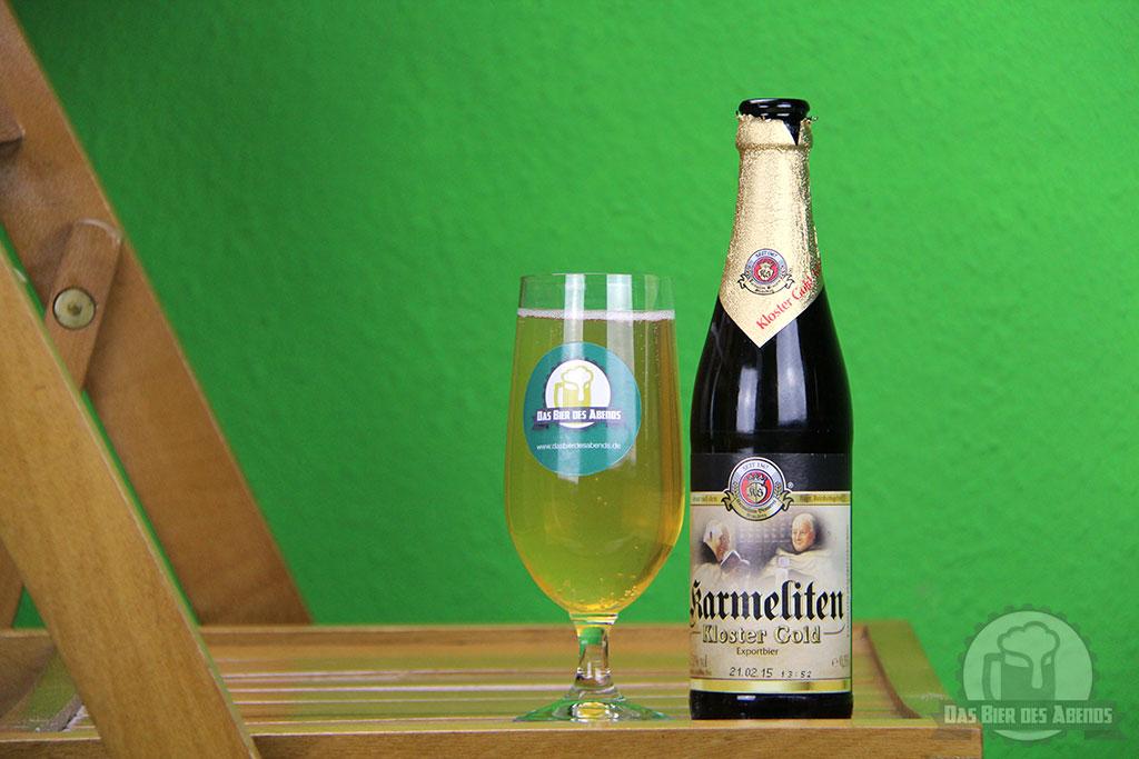 karmeliten, kloster, gold, exportbier, export, bier, test, biertest, karl sturm, straubing
