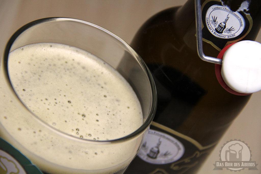 liebharts, liebhards, liebhart, dat schwatte, bio, öko,  biobier, test, bier, biertest, bewertung, residenz