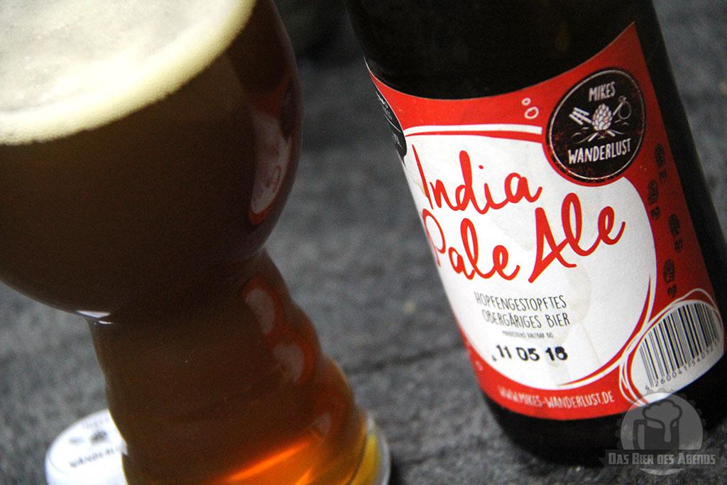 mikes, wanderlust, ipa, india pale ale, craftbier, craftbeer, krieger, landau, bier, test, biertest