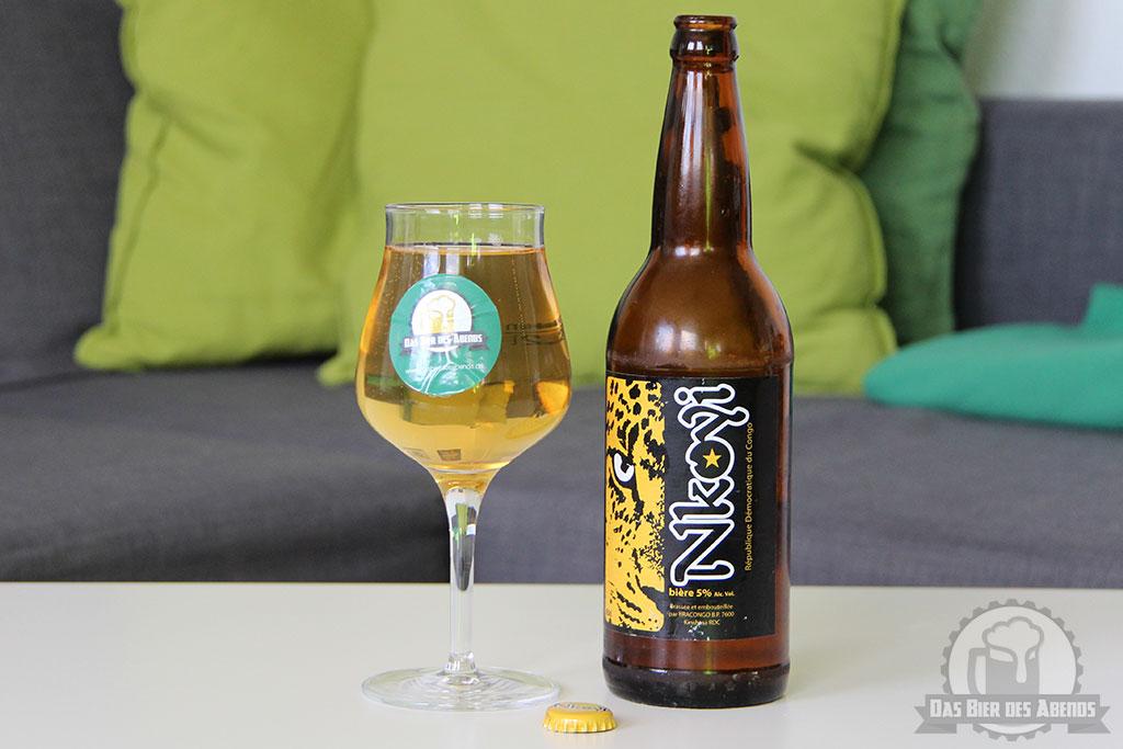 nkoyi, bracongo, congo, kongo, kinshasa, bier, test, biertest, beer, lager