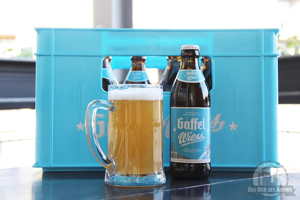 Bier, Gaffel, Wieß, Wiess, Test, Biertest, probiert, Kölsch, Köln, Bierprobe